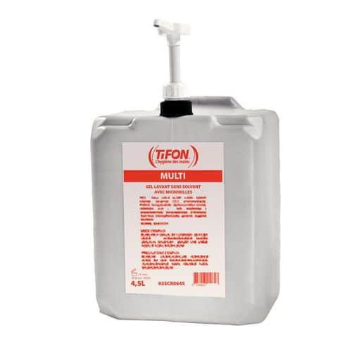 Savon gel tifon multi - Distributeur savon integre plan travail ...