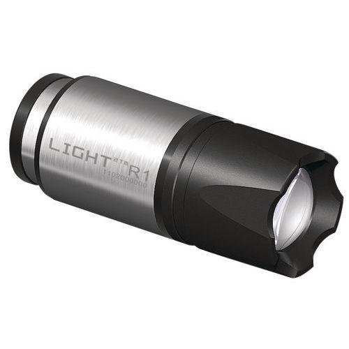 Mini Lampe Torche Led Focus Rechargeable 15 Lm Manutan Fr