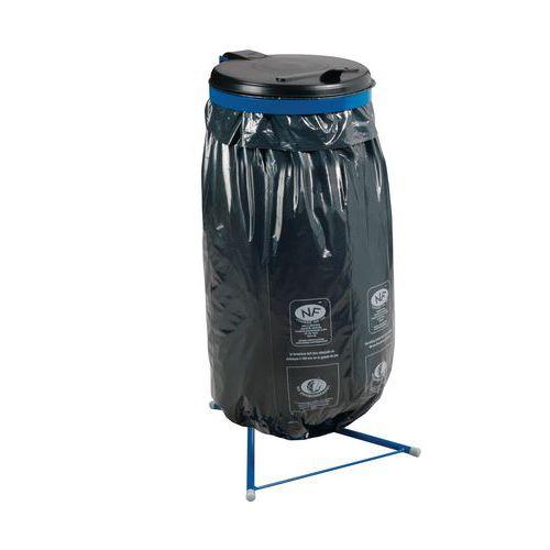 Support pour sac-poubelle - 110 L