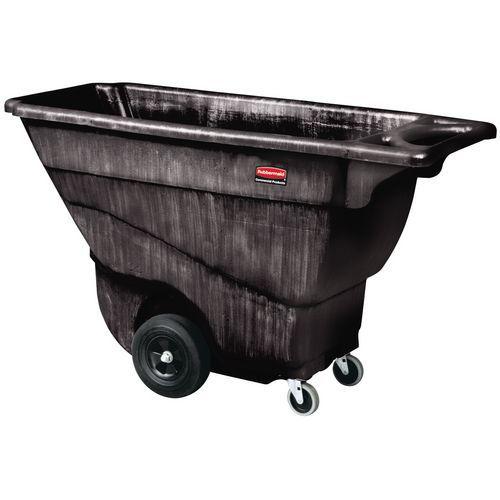 Sacs-poubelle noir - Déchet lourd - 60 à 160 L - Manutan