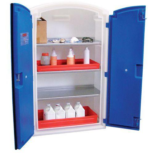 Armoire de stockage pour produits corrosifs - EMP