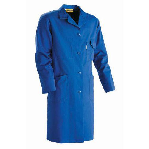 blouse de travail standard homme bleu coton. Black Bedroom Furniture Sets. Home Design Ideas