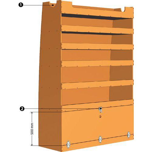 meuble en m dium mod le boxer jumper ducato. Black Bedroom Furniture Sets. Home Design Ideas
