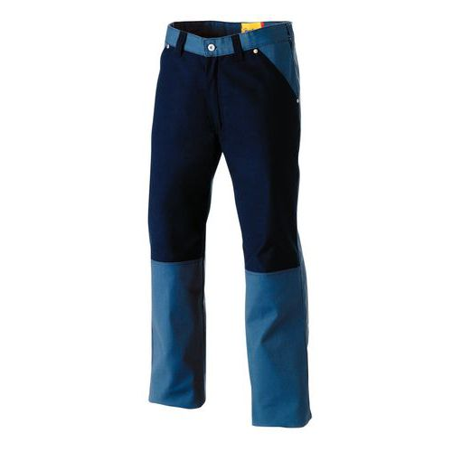 pantalon de travail dynamium expert bleu. Black Bedroom Furniture Sets. Home Design Ideas
