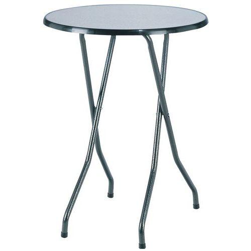 Table pliante flexo avec housse for Table pliante avec rangement