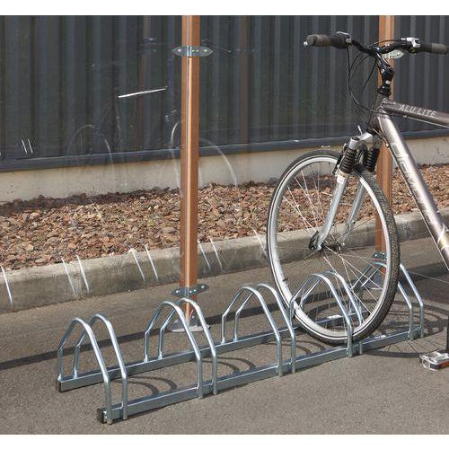 Support cycles Éco - 3 et 5 places - Manutan