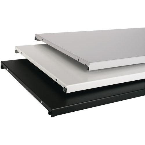 Tablette pour armoire à portes pliantes en kit - 100 cm