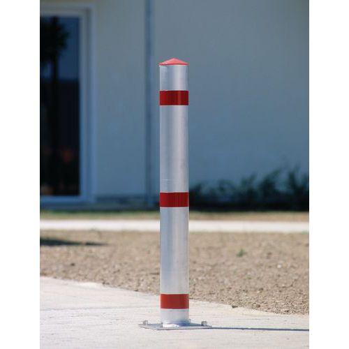 Poteau de parking - Sur platine