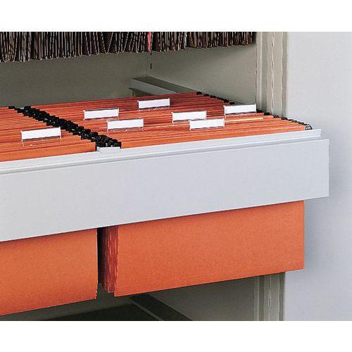 syst me t lescopique pour dossiers suspendus pour armoire archives ignifuge. Black Bedroom Furniture Sets. Home Design Ideas
