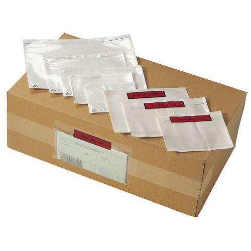 Enveloppe notes d'envoi - « Packing list »