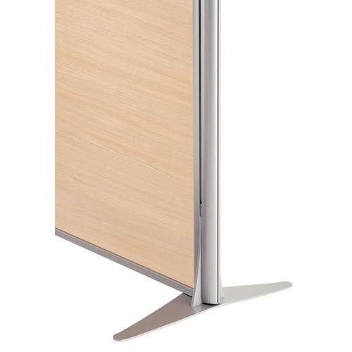 Cloison acoustique kprim polycarbonate hauteur 165 cm for Cloison translucide en polycarbonate