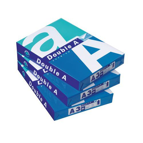 Papier double a a3 for Papier imprimante autocollant exterieur