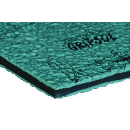 Support amortisseur Gripsol® - Vert
