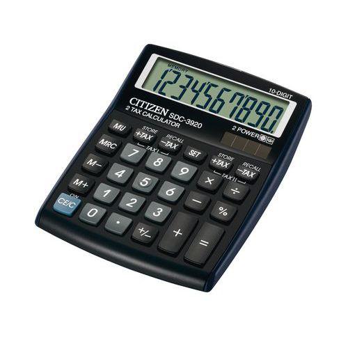 Calculatrice Citizen SDC-3920