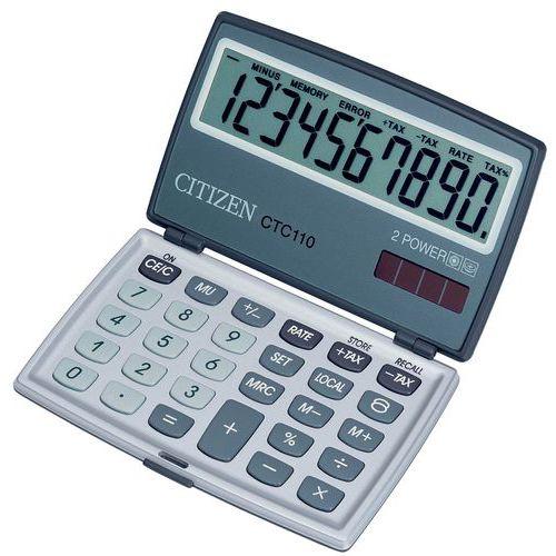 Calculatrice Citizen CTC-110