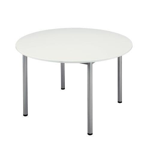 Table ronde bois - Table ronde bois clair ...