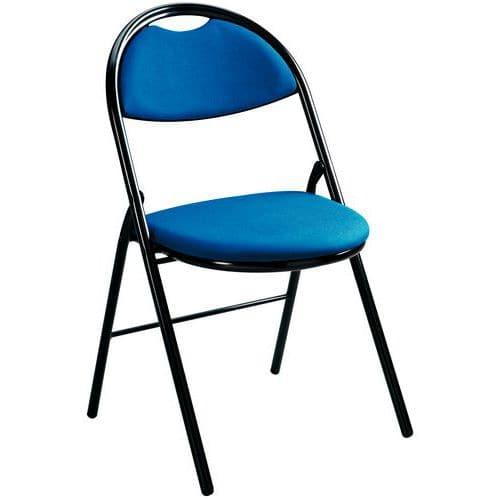 chaise pliante tissu. Black Bedroom Furniture Sets. Home Design Ideas
