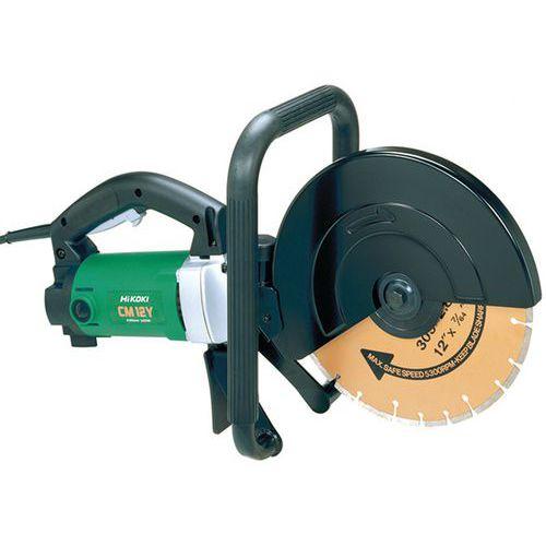 Tronçonneuse à disque Ø305mm 2400W (sans disque)  - Hikoki