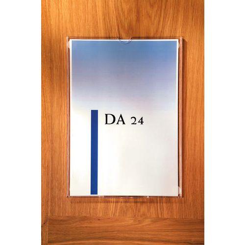 Porte documents en plexiglas - Cadre photo plexiglas a4 ...