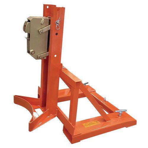 Pince à fût vertical - Force 360 kg