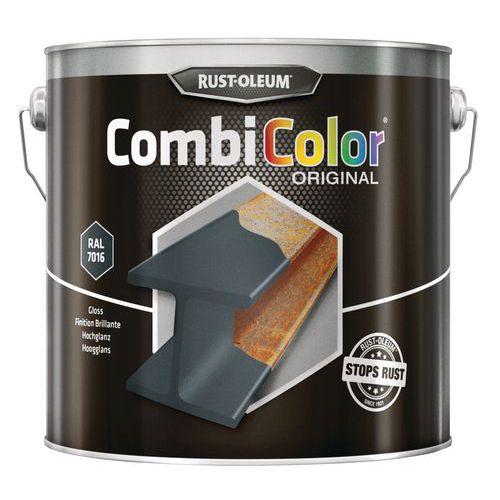 Primaire et finition Combicolor gris anthracite - Rust-Oleum