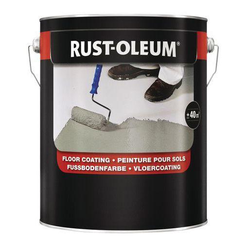 Peinture pour sol monocomposant - 5 L - Rust Oleum
