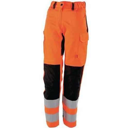 Pantalon de travail femme haute visibilité Tara