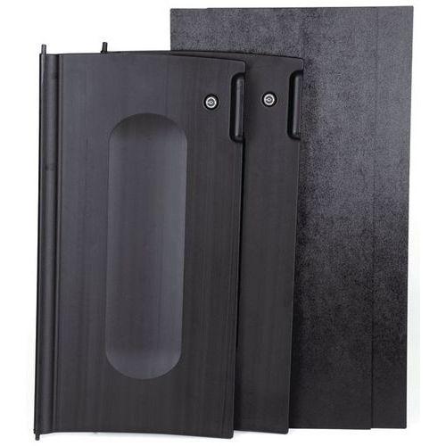 Kit de portes à serrure Rubbermaid