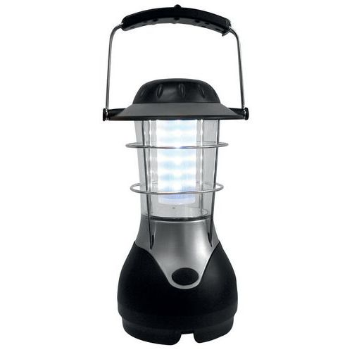 Lanterne dynamo rechargeable 24 LED_Lumitorch