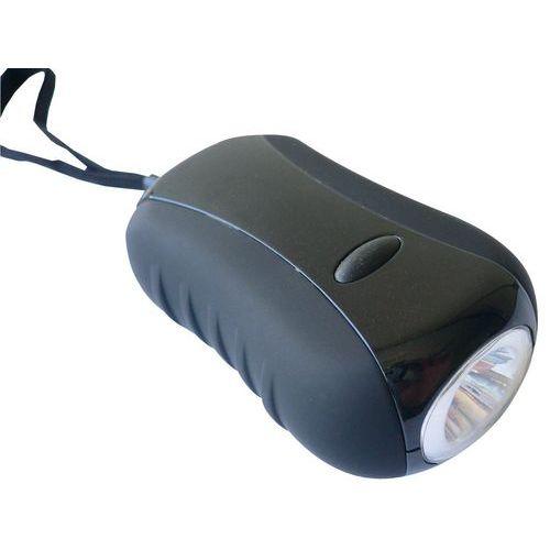 Mini dynamo 3 LED_Lumitorch