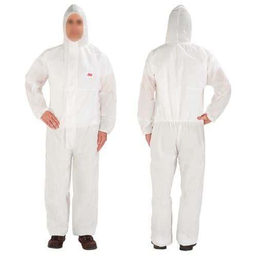 Combinaison de protection jetable blanche 4515 3M