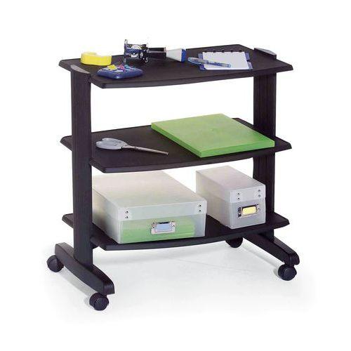 table de bureau mobile evolution 2 mod le haut. Black Bedroom Furniture Sets. Home Design Ideas