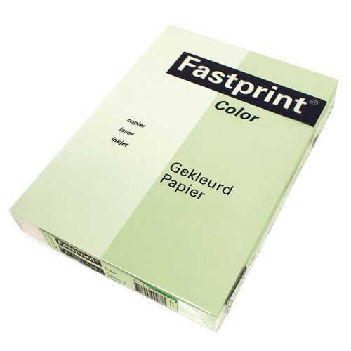 Papier couleur fastprint color for Papier imprimante autocollant exterieur