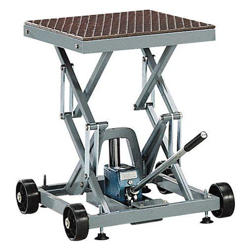 table l vatrice mobile hydraulique force 200 kg. Black Bedroom Furniture Sets. Home Design Ideas