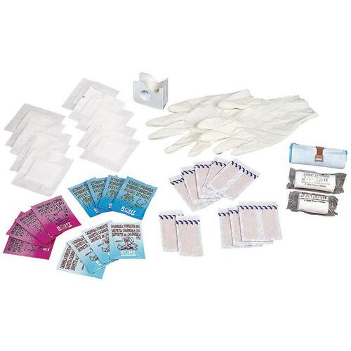 Kit consommables premiers secours Clinix - Rossignol