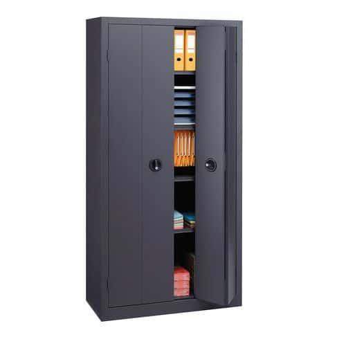 armoire portes pliantes en kit haute largeur 120 cm manu. Black Bedroom Furniture Sets. Home Design Ideas