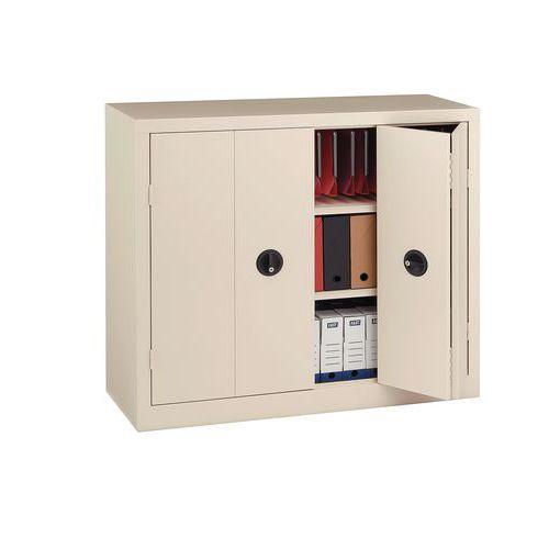 Armoire à portes pliantes - H 100 x L 100