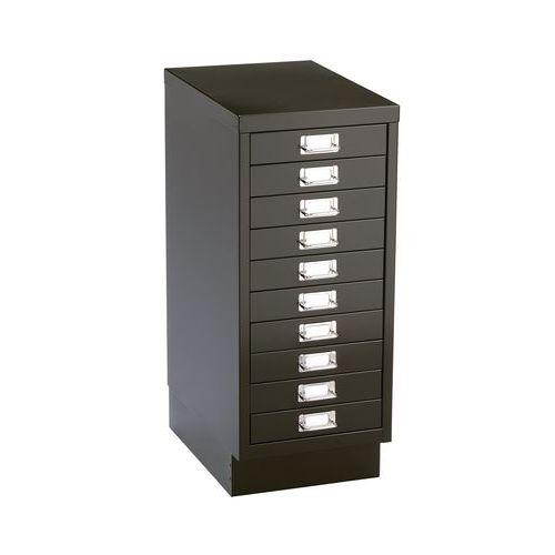 Armoire à tiroirs - 10 tiroirs
