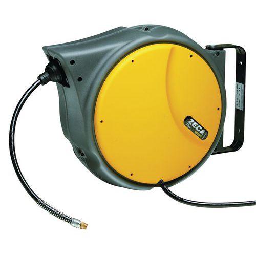 Enrouleur air comprim et eau zeca 15 m - Enrouleur air comprime ...