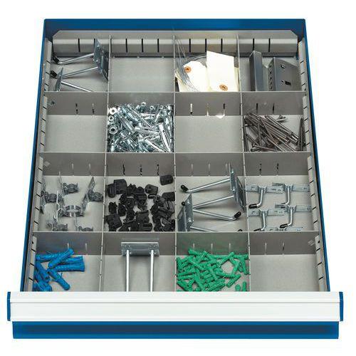 Solution d'aménagement pour tiroir Optimum