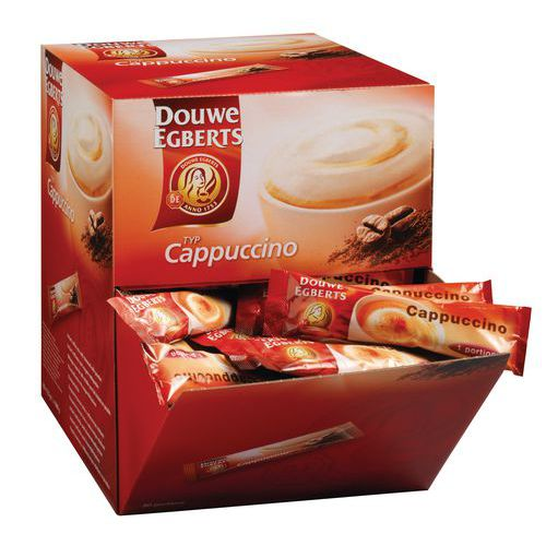 Distributeur sticks Cappuccino Douwe Egberts