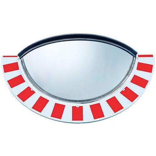 Miroir de circulation à vision panoramique