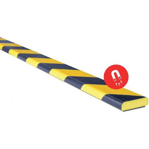 Profilé flexible magnétiques type F - Ampère