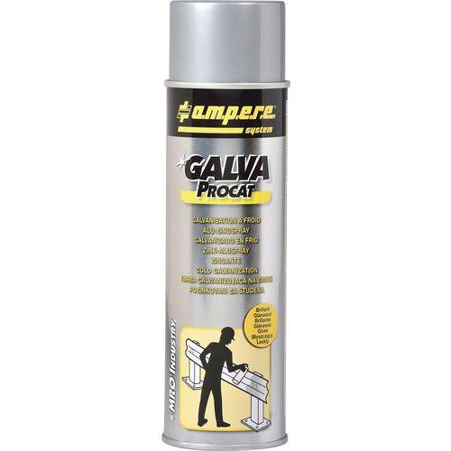 Aérosol, protection des métaux Galva 650 ml - Ampère