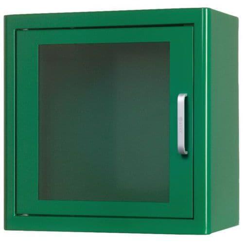 AED cabinet - Boîtier mural pour défibrillateur