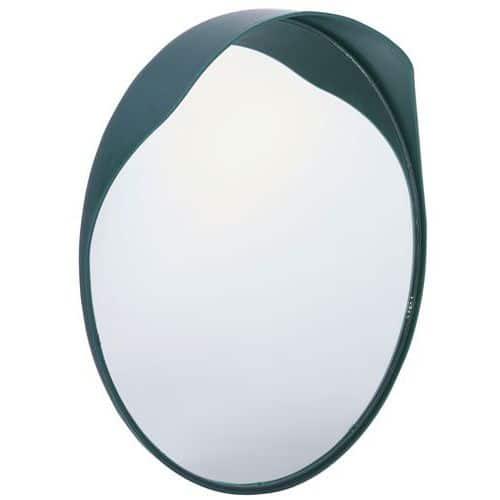 Miroir de sortie convexe- Mottez