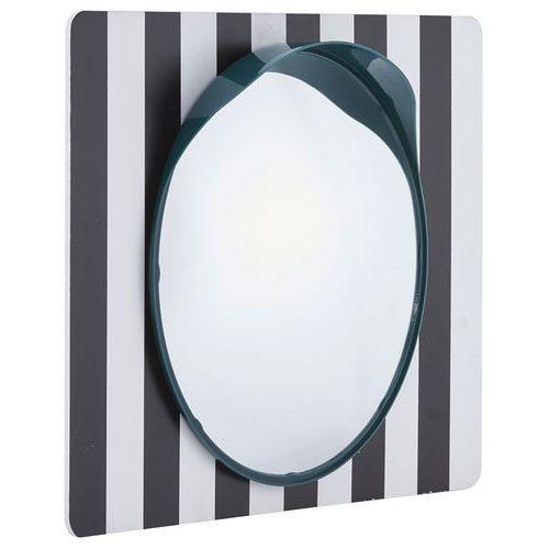 Miroir de sortie usage domaine public ovale Ø 40cm - Mottez