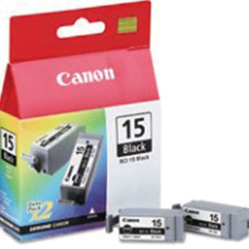 Cartouche d'encre  - BCI-15BK - Canon