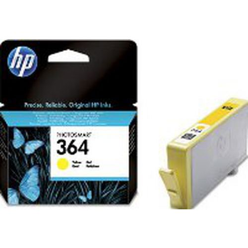 Consommable jet dencre Hewlett Packard HP 364
