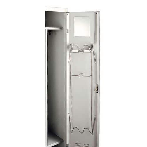 kit porte serviette vestiaire design. Black Bedroom Furniture Sets. Home Design Ideas